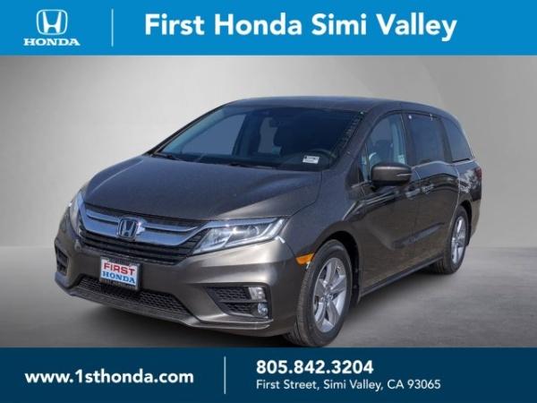 2020 Honda Odyssey in Simi Valley, CA