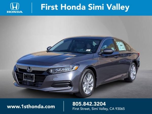2020 Honda Accord in Simi Valley, CA