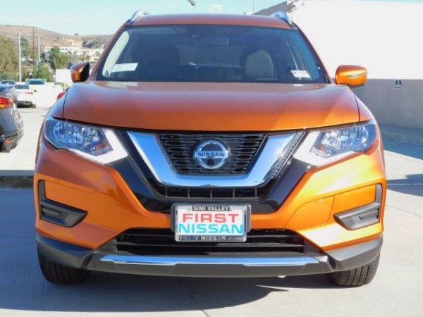 Nissan Simi Valley >> 2019 Nissan Rogue Sv For Sale In Simi Valley Ca Truecar