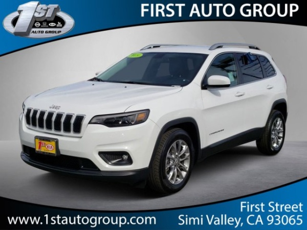 2019 Jeep Cherokee in Simi Valley, CA