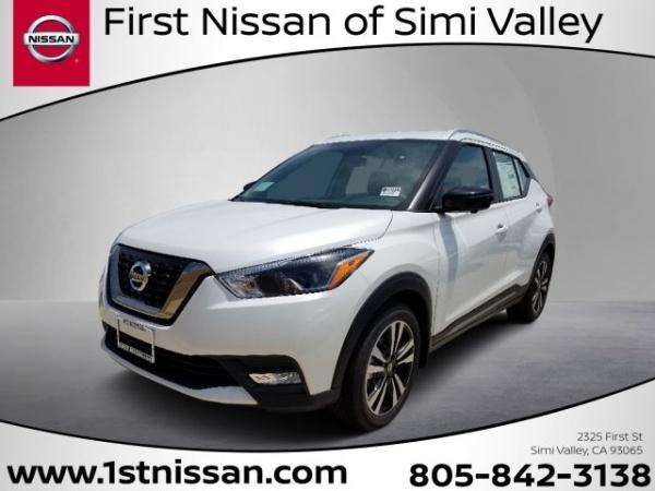 2019 Nissan Kicks in Simi Valley, CA