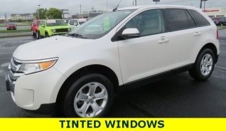 Used  Ford Edge Sel Fwd For Sale In Joplin Mo