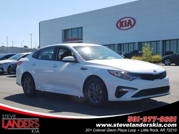 2020 Kia Optima in Little Rock, AR