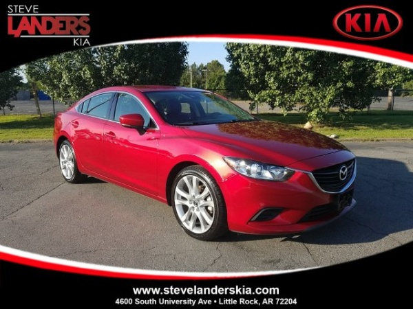 used mazda mazda6 for sale in little rock ar u s news. Black Bedroom Furniture Sets. Home Design Ideas