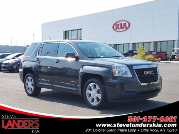 2017 GMC Terrain in Little Rock, AR
