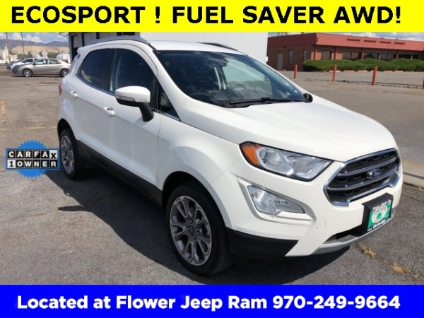 2018 Ford EcoSport in Montrose, CO