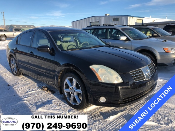 2004 Nissan Maxima in Montrose, CO