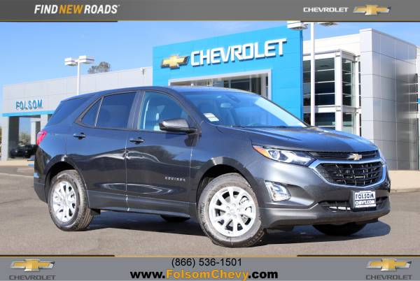 New 2021 Chevrolet Equinox for Sale (with Photos) | U.S ...