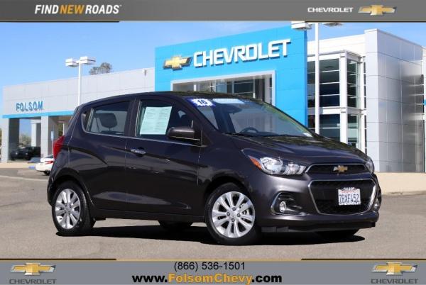 2016 Chevrolet Spark 2LT CVT