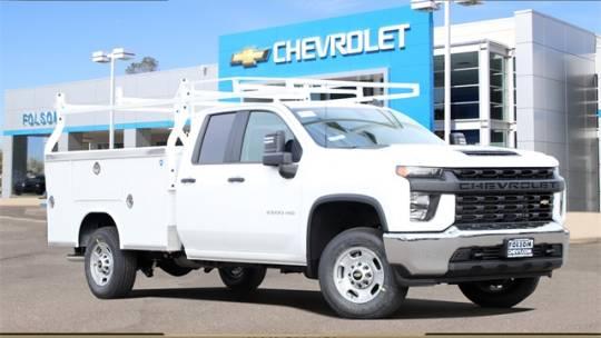 2021 Chevrolet Silverado 2500HD
