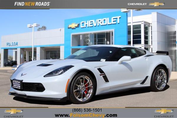 2019 Chevrolet Corvette in Folsom, CA