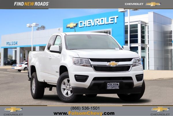 2020 Chevrolet Colorado in Folsom, CA