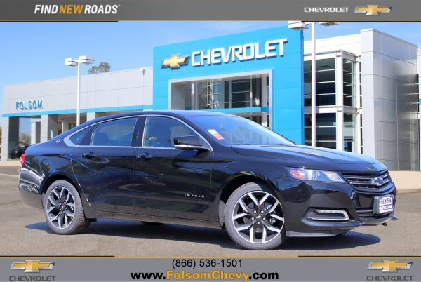 2019 Chevrolet Impala in Folsom, CA
