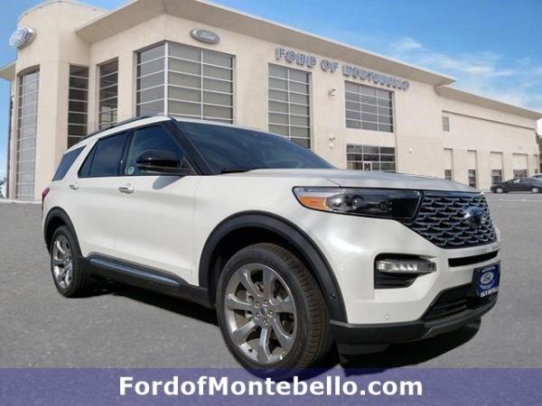 2020 Ford Explorer in Montebello, CA