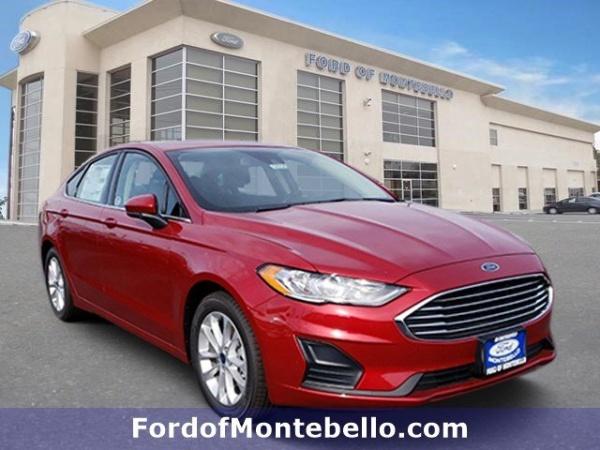2020 Ford Fusion in Montebello, CA