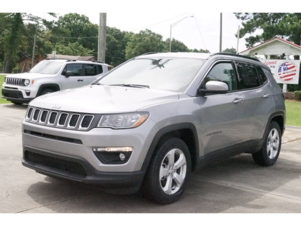2019 Jeep Compass in Forest, MS