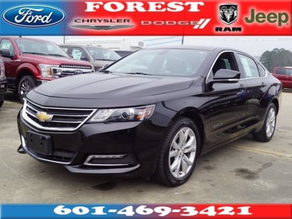 2019 Chevrolet Impala in Forest, MS