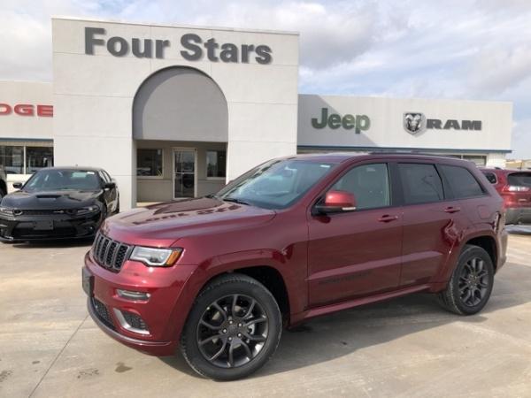 2020 Jeep Grand Cherokee in Henrietta, TX