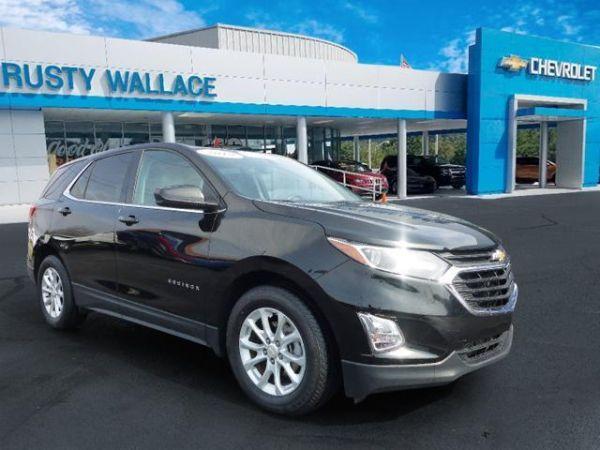 2019 Chevrolet Equinox in Clinton, TN