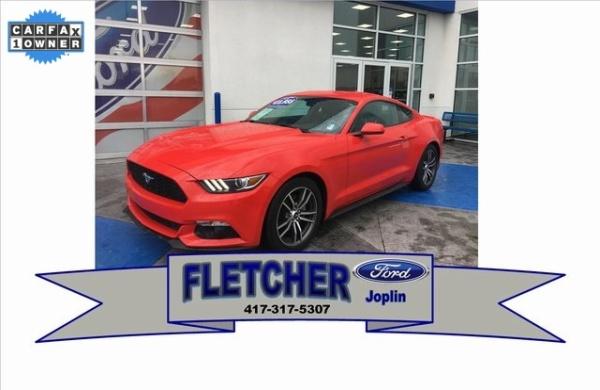 2017 Ford Mustang in Joplin, MO