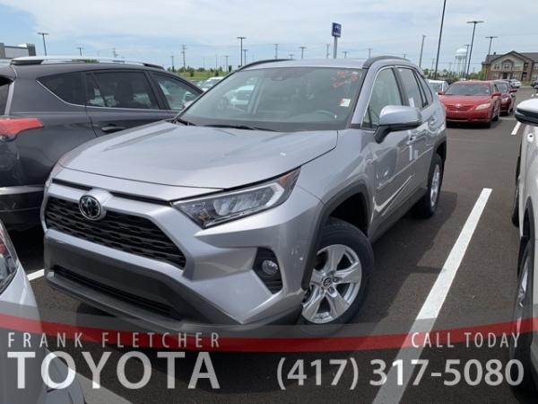 Fletcher Toyota Joplin Mo >> 2019 Toyota Rav4 Xle Awd For Sale In Joplin Mo Truecar