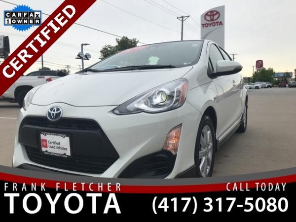 2017 Toyota Prius c in Joplin, MO