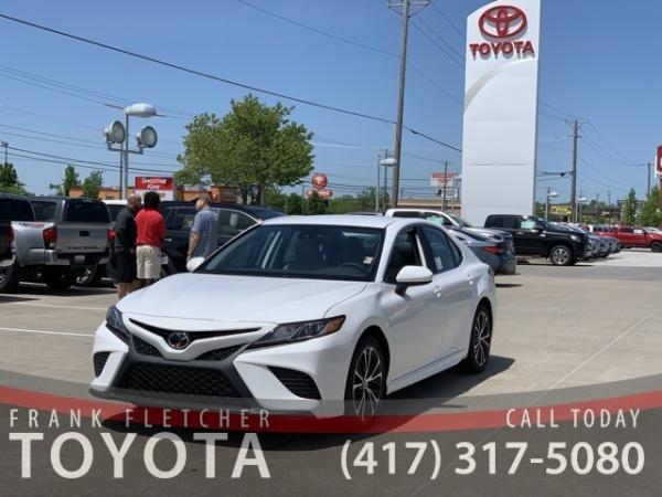 Fletcher Toyota Joplin Mo >> 2019 Toyota Camry Se Automatic For Sale In Joplin Mo Truecar