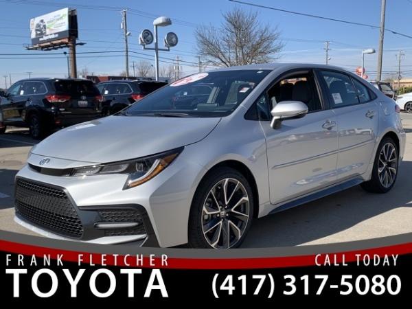 2020 Toyota Corolla in Joplin, MO