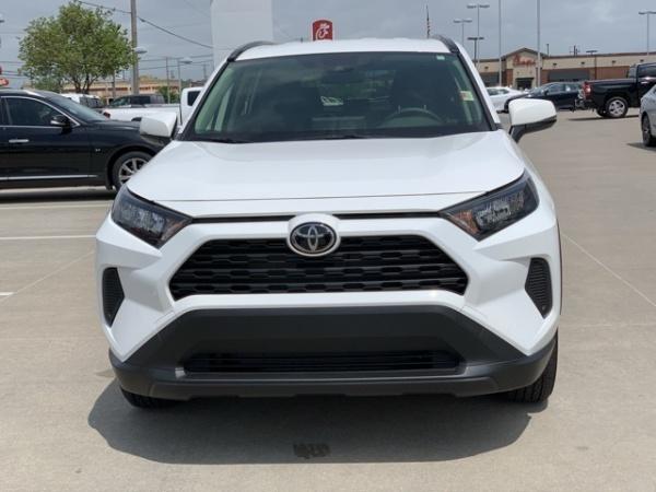 Fletcher Toyota Joplin Mo >> 2019 Toyota Rav4 Le Awd For Sale In Joplin Mo Truecar