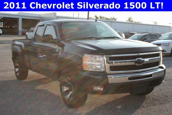 2011 Chevrolet Silverado 1500 in Georgetown, KY