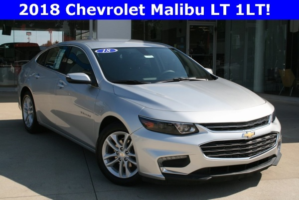 2018 Chevrolet Malibu in Georgetown, KY