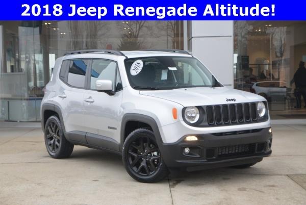 2018 Jeep Renegade in Georgetown, KY