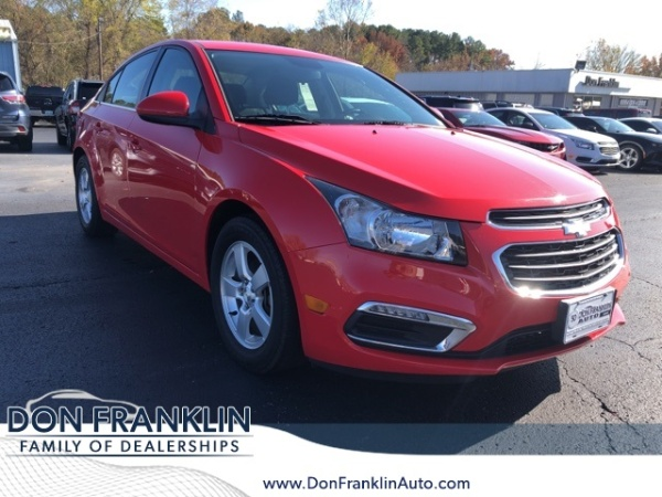 2016 Chevrolet Cruze Limited in Columbia, KY