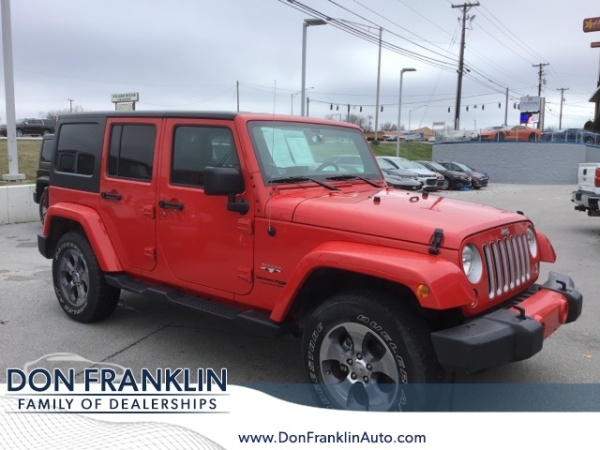 2018 Jeep Wrangler in Columbia, KY