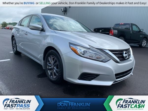 2018 Nissan Altima in Columbia, KY