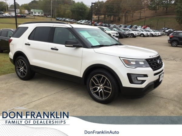 2016 Ford Explorer in Columbia, KY