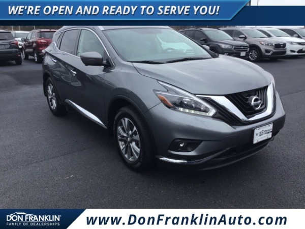2018 Nissan Murano in Columbia, KY