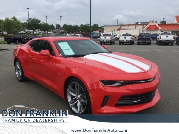 Used Chevrolet Camaro For Sale In Somerset Ky U S News