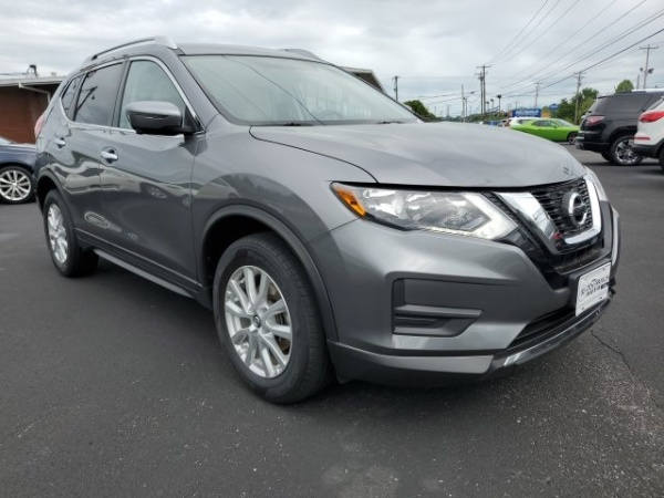 2017 Nissan Rogue in Columbia, KY