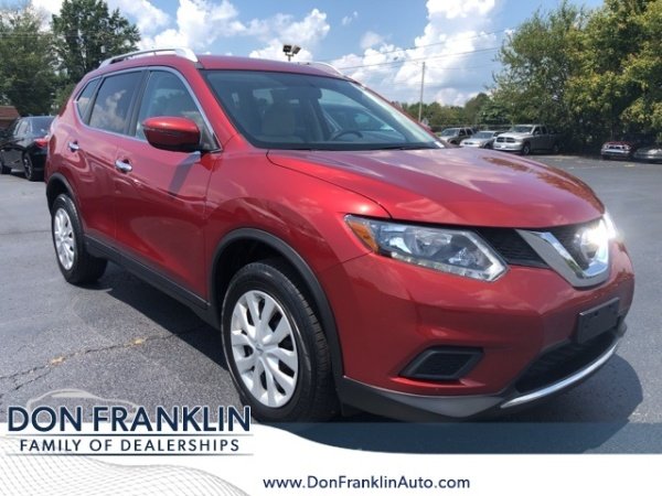 2016 Nissan Rogue in Columbia, KY
