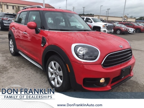 2019 MINI Countryman Cooper ALL4
