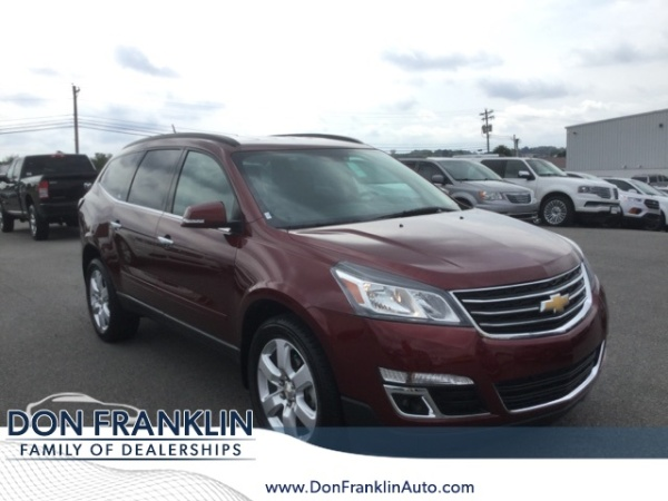2017 Chevrolet Traverse in Columbia, KY