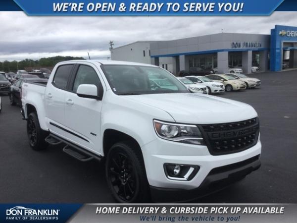 2020 Chevrolet Colorado in Columbia, KY