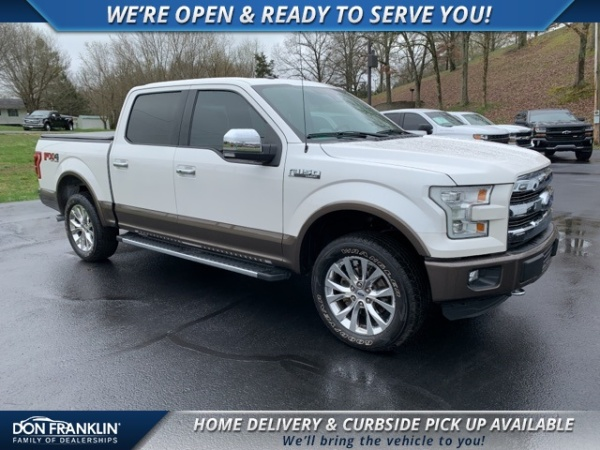 2015 Ford F-150 in Columbia, KY