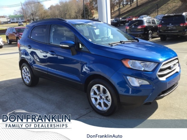 2019 Ford EcoSport in Columbia, KY