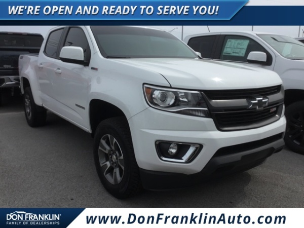 2018 Chevrolet Colorado in Columbia, KY