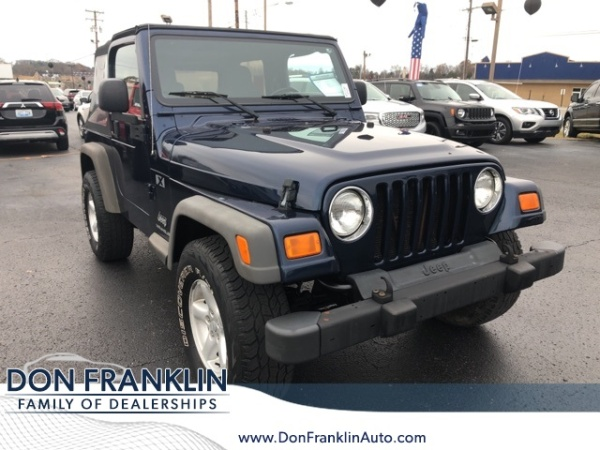 2005 Jeep Wrangler in Columbia, KY