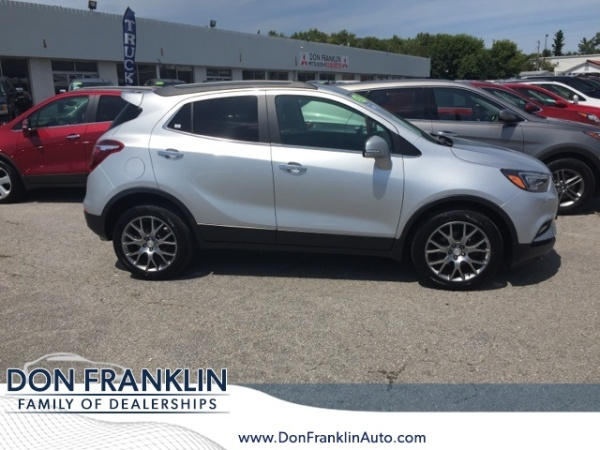 2017 Buick Encore in Columbia, KY
