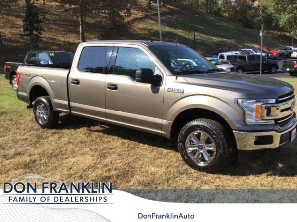 2018 Ford F-150 in Columbia, KY