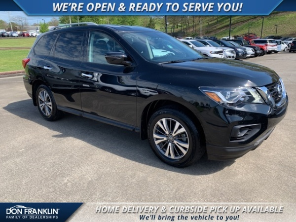 2017 Nissan Pathfinder in Columbia, KY